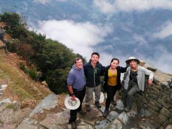 Peru vacation August 29 2017