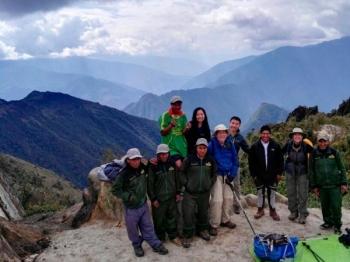Trinity Inca Trail August 29 2017-1