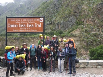 Machu Picchu vacation March 30 2017-2