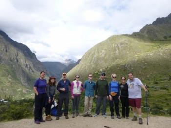 Pamela Inca Trail March 04 2017-2