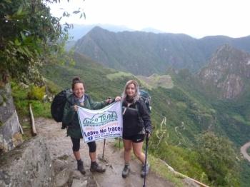 Elizabeth Inca Trail March 30 2017-4