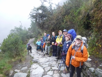 Kendall-Michelle Inca Trail March 04 2017