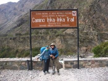 Erick-Ivan Inca Trail September 24 2017