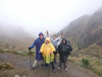 Machu Picchu trip September 16 2017-2