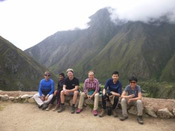Machu Picchu trip March 19 2017-2
