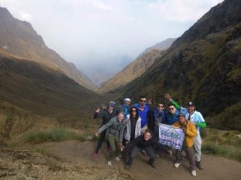 Azhar Inca Trail October 02 2017-2