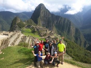 Azhar Inca Trail October 02 2017
