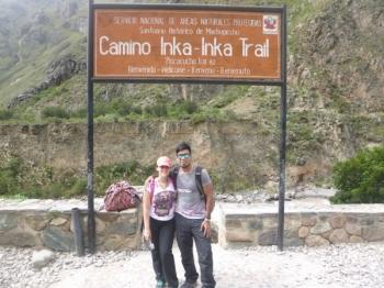 Carla Inca Trail March 22 2017-1