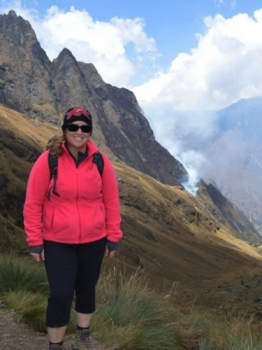 Machu Picchu vacation October 05 2017