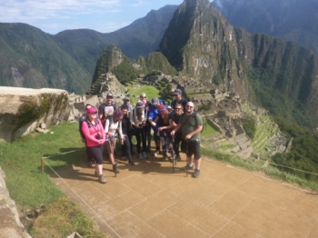 Machu Picchu trip October 05 2017