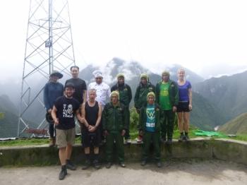 Machu Picchu trip March 26 2017-2