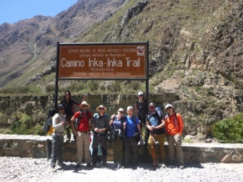 Machu Picchu trip October 02 2017