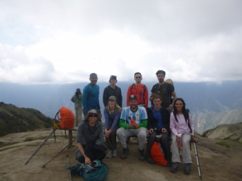 Luke Inca Trail October 02 2017-2