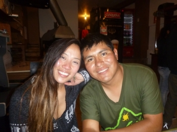 Alexandra Inca Trail April 02 2017-2