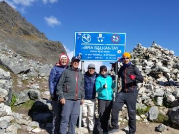 Machu Picchu trip May 04 2017