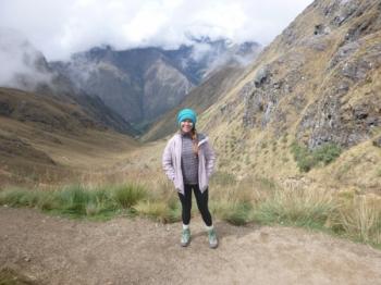 Talia Inca Trail May 10 2017-2