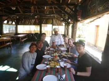 Machu Picchu trip July 02 2017