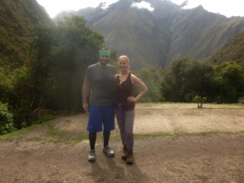 Alison-Rose Inca Trail October 25 2017-2