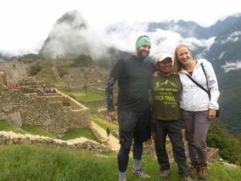 Machu Picchu travel October 25 2017
