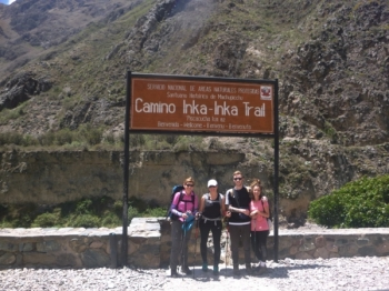 Robert-Daniel Inca Trail November 02 2017