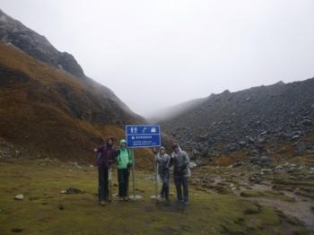 Machu Picchu vacation September 14 2017
