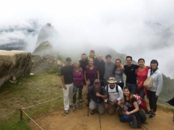 RANDALL-SCOTT Inca Trail October 29 2017