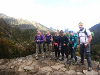 Elaine Inca Trail June 13 2017-2