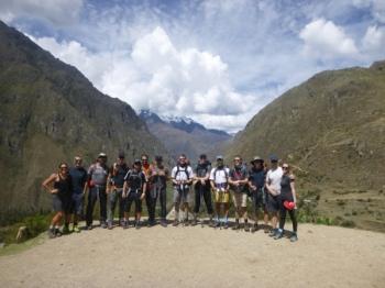Karissa Inca Trail October 30 2017
