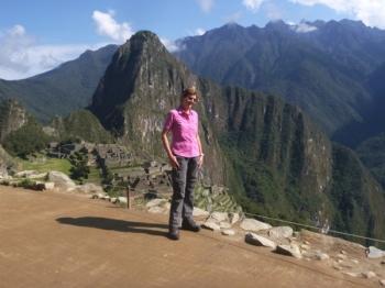frances Inca Trail November 02 2017