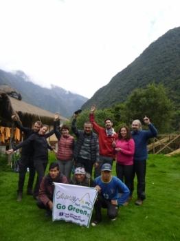 Machu Picchu trip November 18 2017-2