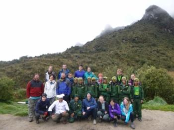 Jiri Inca Trail November 04 2017