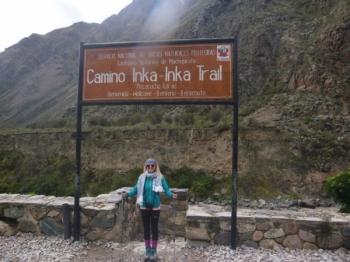 Peru vacation November 14 2017