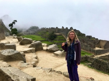 Machu Picchu trip October 23 2017