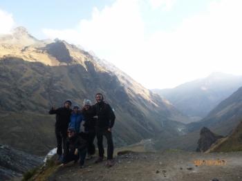 Machu Picchu travel September 19 2017