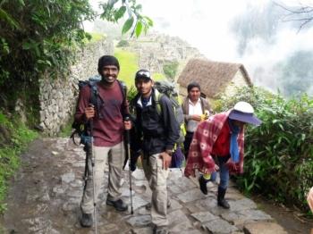 Michael Inca Trail November 23 2017-2