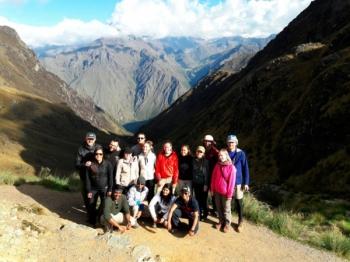 Michael Inca Trail November 23 2017