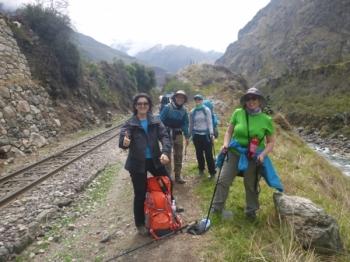 Laura Inca Trail September 24 2017-2