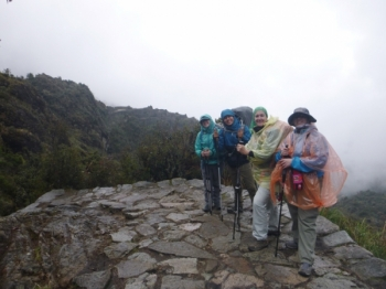 Laura Inca Trail September 24 2017