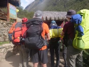 Veronica Inca Trail November 24 2017-2