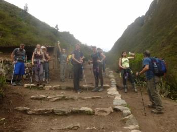 Camila Inca Trail October 29 2017-1