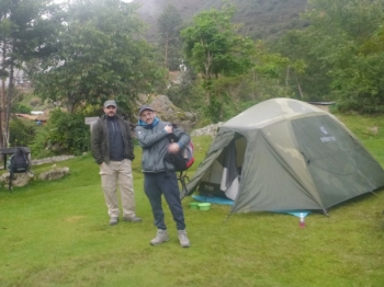Nicolas Inca Trail November 06 2017