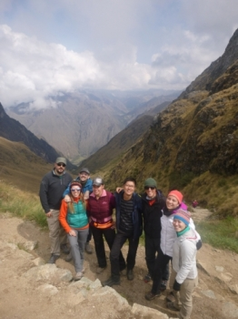 Santiago Inca Trail November 06 2017-1